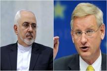 توئیت رئیس اندیشکده شورای روابط خارجی اروپا در مورد نفتکش ایران و واکنش ظریف