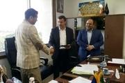 سرپرست معاونت برنامهریزی و توسعه سرمایه انسانی شهرداری رشت منصوب شد