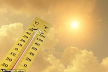 پایتخت 2 درجه گرم تر می شود