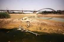 برداشت 6 میلیارد مترمکعب آب دربالادست کارون در برنامه است