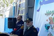 سردار مومنی: 24 ساعت گذشته پرحادثه ترین روز در تعطیلات نوروز بود