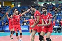 FIVB: ایران با درخشش غفور، قهرمان جهان را ناامید کرد