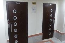 خاموشی ها حبس شهروندان سنندجی در آسانسور را افزایش داد