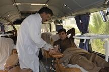 کارکنان شرکت گاز استان خون اهدا کردند