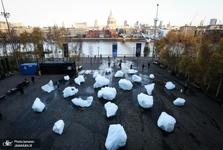 یخ های اعتراضی+ تصاویر