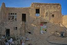 بلایای طبیعی در کمین خانه های کم دوام روستایی استان اردبیل