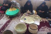 700 هنرمند صنایع دستی در پارسیان شناسایی شدند