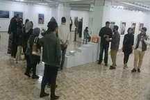 گشایش نمایشگاه عکس 'زنده ام من' با موضوع دریاچه ارومیه