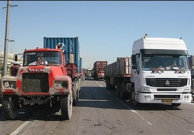 نرخ کرایه حمل و نقل کالا در خراسان جنوبی افزایش یافت