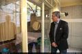 بازدید سرمربی پرسپولیس از بیت امام خمینی در جماران