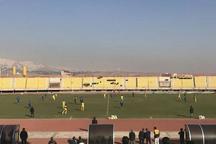 کاسپین قزوین در لیگ دسته دوم فوتبال باشگاه های کشور ماندگار شد