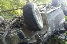 سقوط خودرو به دره در نکا 3 کشته بر جا گذاشت