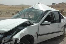 تصادف در محور بوکان - میاندوآب 4 کشته برجا گذاشت