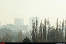 هوای کلانشهر اصفهان برای گروههای حساس ناسالم است