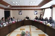 جلسه کارگروه نام گذاری عناصر و واحدهای تقسیمات کشوری در آذربایجان غربی برگزار شد