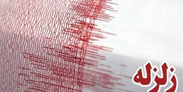 زلزله در نودژ کرمان