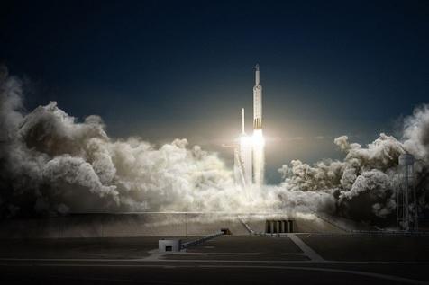 طرح اسپیس ایکس برای توسعه اینترنت ماهوارهای در سطح دنیا