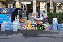 مردم استان مرکزی سه میلیارد ریال به زلزله زدگان کرمانشاه کمک کردند