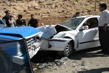 تصادف سواری با وانت در ماکو یک کشته و 5 زخمی برجا گذاشت