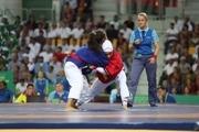 بانوی همدانی مدال برنز کشتی با کمربند قهرمانی آسیا را کسب کرد
