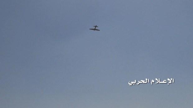 حمله هوایی منحصر به فرد انصار الله به نیروهای مورد حمایت عربستان