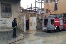 21 مورد آب افتادگی منازل در حاشیه شهر بجنورد برطرف شد