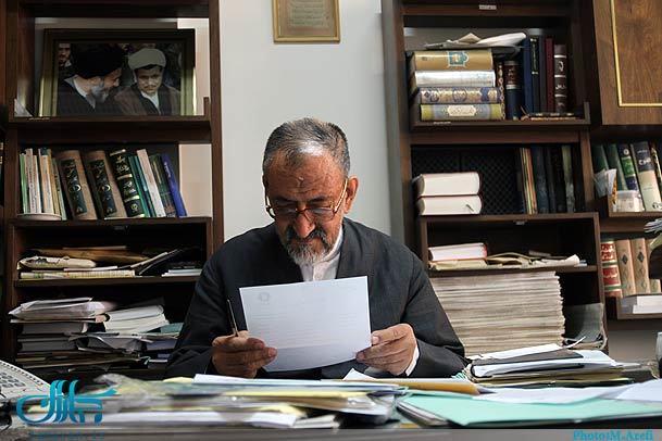خاطره دعایی از مخالفت امام با دستور لاجوردی به زندانیان