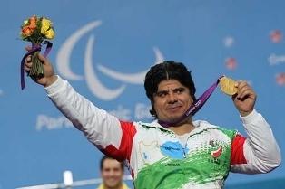 مجید فرزین به مدال طلا رسید