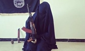 اکثر زنان عضو داعش اروپایی هستند