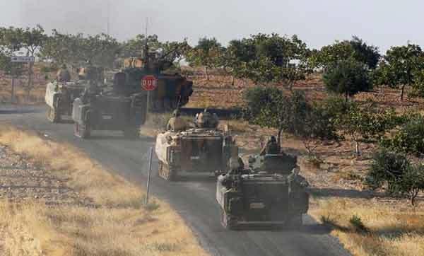 ورود ترکیه به باتلاق خونین سوریه