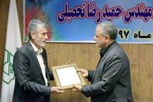 مدیرعامل جدید شرکت ساماندهی مشاغل شهر تهران معرفی شد