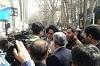 وزیر اطلاعات برای دادن رای به حسینیه ارشاد رفت
