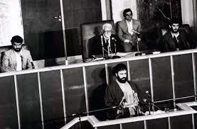 یدالله سحابی، اولین رئیس مجلس جمهوری اسلامی ایران+عکس