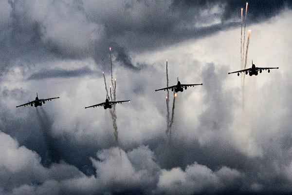 آغاز مرحله دوم جنگ  روسیه در سوریه