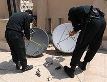 آغاز مجدد طرح جمع آوری ماهواره ها در تهران
