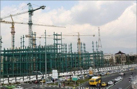 آخرین جزئیات ساخت و ساز میدان سپاه