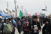 قرارگاه اربعین حسینی در مرز چذابه فعال شد
