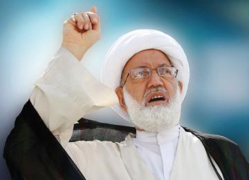 جمعه، میعادگاه مردم بحرین برای همبستگی با شیخ عیسی قاسم