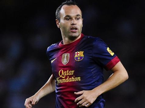 رکورد جدید برای مرد ماندگار بارسلونا