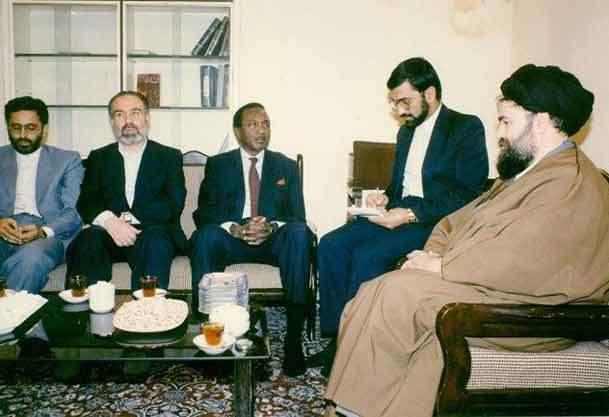 مهندس مرتضی کتیرایی معاون اسبق موسسه تنظیم و نشر آثار امام خمینی درگذشت