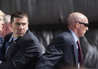 محافظان یک میلیون پوندی آقای رئیس جمهور+عکس