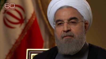 روحانی: ایران در پی جنگ با هیچ کشوری نیست