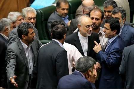 صالحی امروز مهمان مجلس