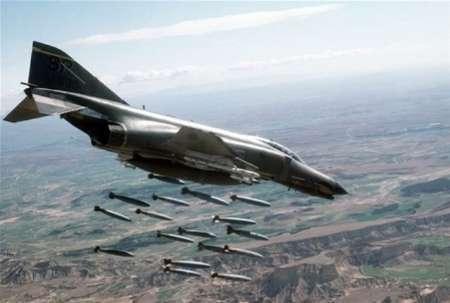 مقر کوهستانی داعش توسط بمب افکن های روسی نابود شد