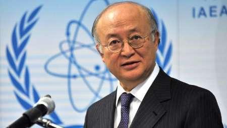 بیانیه آژانس بین المللی انرژی اتمی درباره سفر آمانو به ایران
