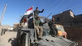 ارتش عراق: رمادی به طور کامل آزاد شد