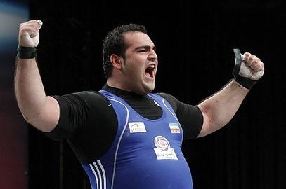 بهداد سلیمی به المپیک می رسد