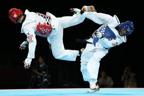 بیباک: تیم دو نفره تکواندو به المپیک آزمایشی اعزام میشود