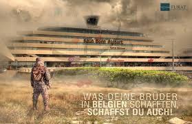 تهدید داعش برای حمله به فرودگاه های آلمان+عکس