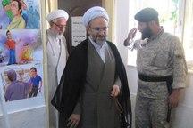 بازدید رئیس کل دادگستری آذربایجانشرقی از مرکز مهر خانواده تبریز